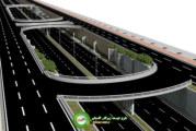 عکس: طرح توسعه زیرگذر گلستان