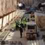 پیشرفت خط دو مترو شیراز