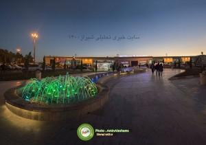 ترمینال داخلی فرودگاه شیراز