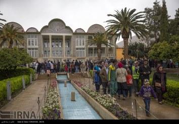 شماربازدید کنندگان نوروزی از آثارتاریخی فارس بیش از ۹٫۶ میلیون نفراعلام شد