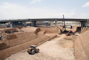 گزارش تصویری : بازدید شهردار شیراز از پروژه های درحال اجرا