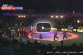 ویدئو : خلاصه دیدار کشتی فرنگی ایران – روسیه