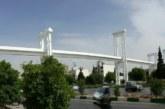 بهره برداری از طولانی ترین پل عابرپیاده شیراز تا یکماه آینده