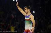 ویدئو : پیروزی مقتدارنه کشتی فرنگی ایران برابر آذربایجان
