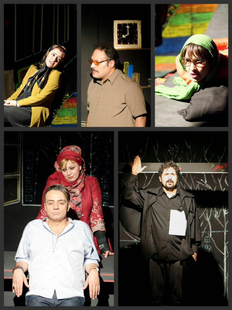 تئاتر کلاغ پر