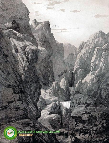 تنگه کوه، جنوب استان فارس