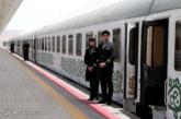 قطار ۵ ستاره به شیراز می رسد