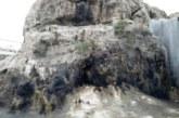 دست خضر بنایی متعلق به دوره ساسانی و نخستین مسجد شیراز