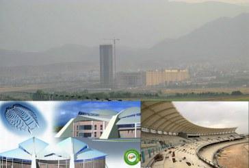 مروری بر پروژه های تاریخی کلانشهر شیراز