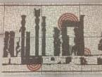 خلق اثرى ویژه از هنر موزاییک در شیراز (عکس+ویدئو)