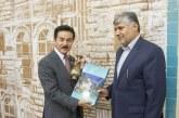 دیدار هیئت ژاپنی با شهردار شیراز