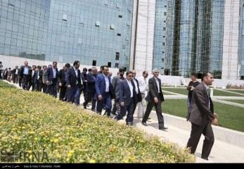 گزارش تصویری : سفر وزیر راه و شهرسازی به شیراز