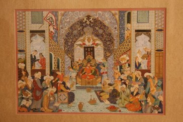 ایجاد مرکز بینالمللی هنرهای سنتی شیراز در یک خانه تاریخی