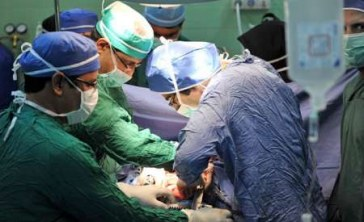 رتبه نخست پیوند کبد در جهان برای بیمارستان نمازی شیراز