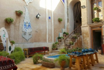 سووشون، نخستین اقامتگاه بومگردی بافت تاریخی شیراز افتتاح شد.