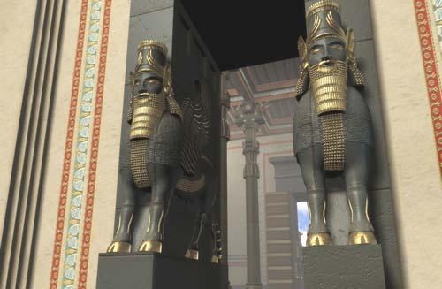 جای خالی نمادهای باستانی – فرهنگی در ورودی ها و سطح شهر