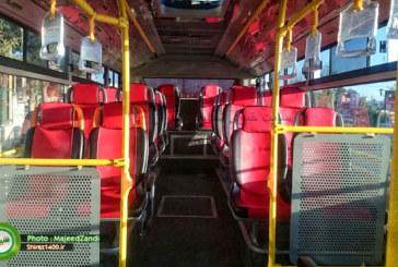 فرسودگی نیمی از ناوگان اتوبوسرانی و یک سوم تاکسی های شیراز