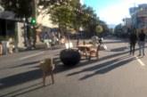 ویدیو: تبدیل خیابان عفیف آباد به پیاده راه