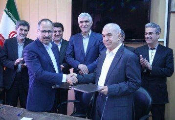 با سرمایه گذاری ۱۰ هزار میلیارد تومانی، قرارداد شهرسلامت شیراز امضا شد