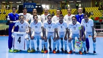 تیم ملی فوتسال ایران با مربی شیرازی خود به مقام سوم جهان دست یافت+ویدیو