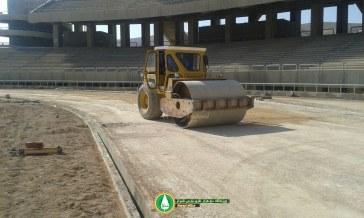 گزارش تصویری : آخرین روند ساخت ورزشگاه ۵۰ هزارنفری پارس شیراز