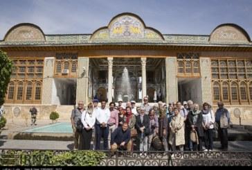 شیراز چشم گردشگران هزار و یک شب را گرفت