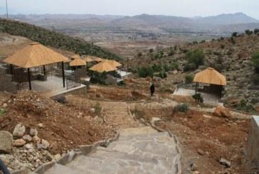 پارک هوشمند 580 هکتاری دراک، بوستانی با تمام امکانات برای اقامتی طولانی