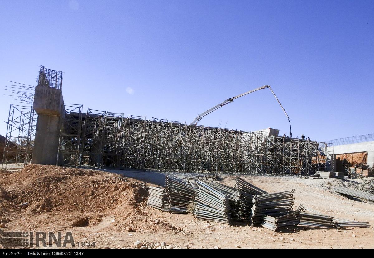 وعده ای جدید برای آزادراه شیراز اصفهان : ۱۳۹۹!