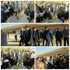 ساخت بیمارستان ۷۰۰ تختخوابی در میانرود شیراز آغاز شد