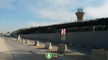 گزارش تصویری : تقاطع طبقاتی گلشن، آذر ۹۵