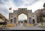 سیمای خسته نماد ورودی شیراز