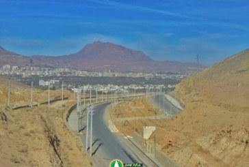 گزارش تصویری : بزرگراه کوهسار – آذر95