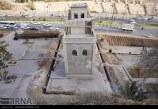 گزارش تصویری : عملیات بهسازی و مرمت پی و بنای دروازه قرآن شیراز