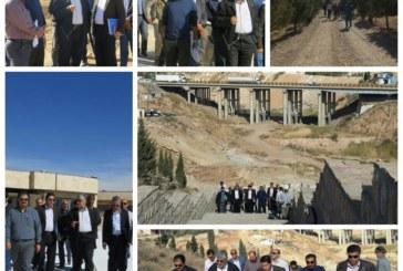 با گذشت ۴ سال از آغاز ساخت، شهردار شیراز از وضعیت پروژه چنارراهدار ابراز رضایت کرد!