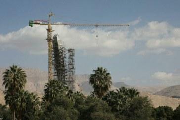 ویدئو: شمارش معکوس برای تکمیل پل کابلی ولیعصر شیراز