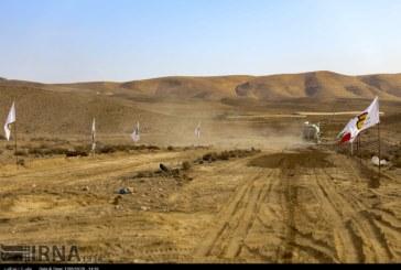 گزارش تصویری : آغاز ساخت قطعه ۷ آزادراه شیراز – اصفهان
