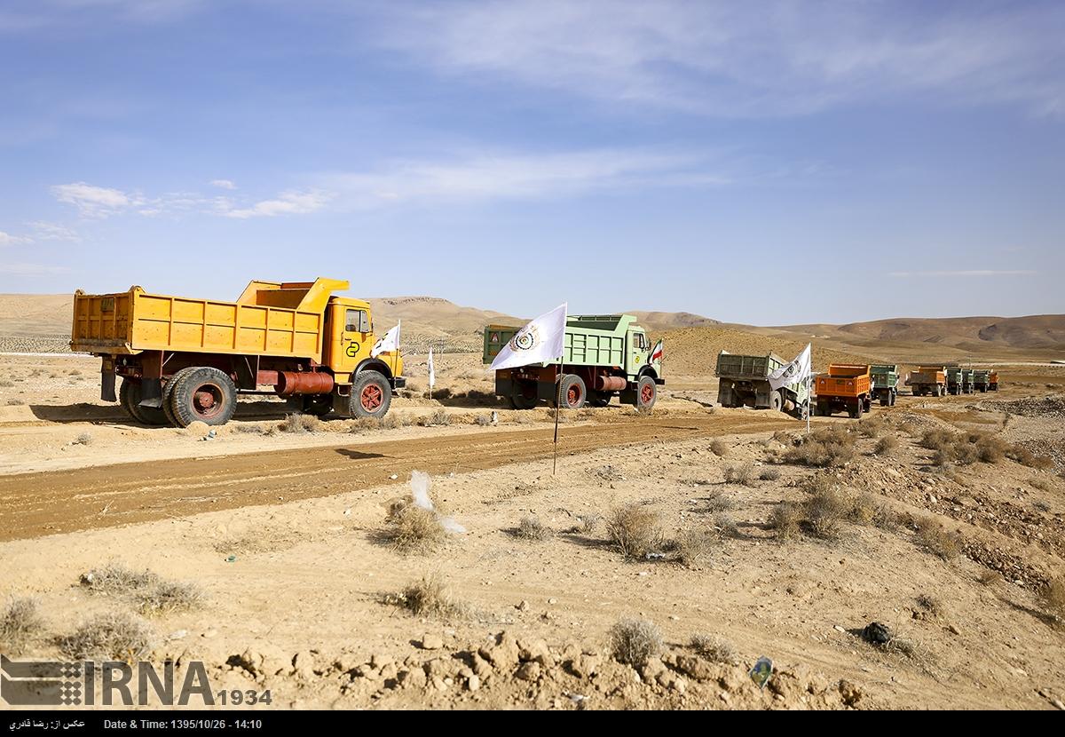 آزادراه شیراز اصفهان شهریور ۹۷ به بهرهبرداری میرسد