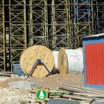 کابلهای پروژه