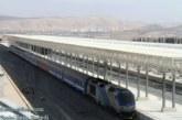 رشد 900 درصدی حمل بار در راهآهن استان فارس