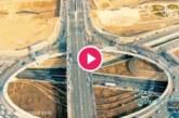 ویدئو : افتتاح تقاطع چهارسطحی تخت جمشید