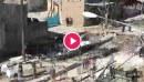 تایم لپس: ترمیم فرونشست خیابان زند شیراز در دو روز