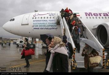ورود بیش از ۲۴۳ هزار گردشگر خارجی به فارس در ۶ ماه نخست امسال