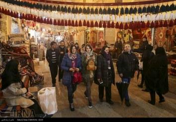 فارس پیشتاز گردشگری خارجی در سال۹۶