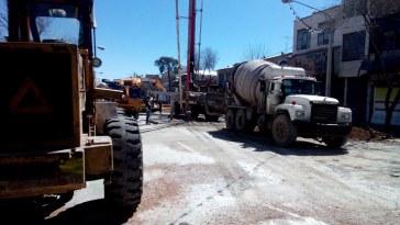 بازسازی خیابان زند باریک ۳ روز طول می کشد