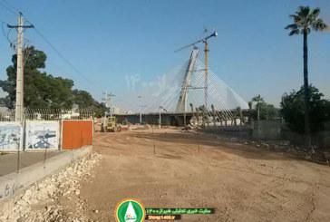 پروژه های بزرگ پلسازی شیراز امسال به ثمر مینشینند