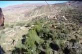 ویدیو: زیپ لاین ۱۲۰۰ متری بوستان دراک شیراز