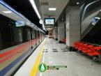 گزارش تصویری : افتتاح ایستگاه مترو زندیه شیراز
