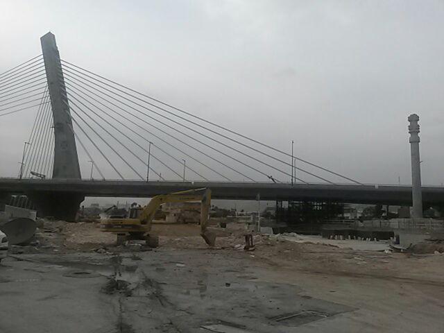 افتتاح بزرگ ترین پل کابلی کشور تا دو هفته آینده در شیراز