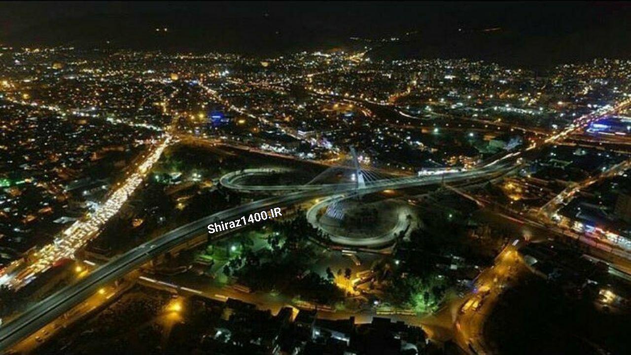 عظیم ترین پل کابلی کشور و پارک ۵۸۰ هکتاری دراک هدیه جدید شهرداری شیراز به شهروندان