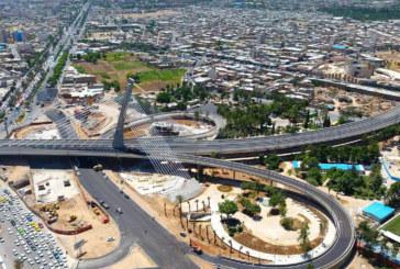ویدئو : افتتاح پل کابلی ولیعصر شیراز